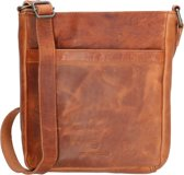 Micmacbags Colorado schoudertas cognac