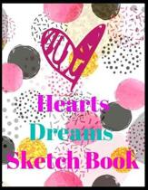 Hearts Dreams Sketch