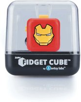 Fidget Cube - Iron Man Friemelkubus