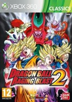 Dragon Ball Z, Raging Blast 2 - Classics Edition - Xbox 360