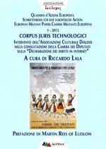 Corpus Juris Technologici