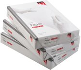 Kopieerpapier Economy A4 80gr wit 500vel, Printpapier