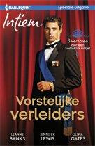 Harlequin  - Intiem Special 3 : Vorstelijke verleiders (3-in-1)