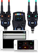 New Direction Tackle Bluetooth Beetmelder set K9+R9 2+1