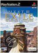 Myst 3 Exile Incl. Strategy Guide