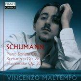 Schumann; Piano Sonata Op. 14