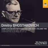 Complete Music For Piano Duo