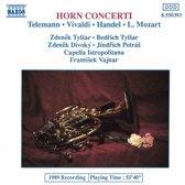 Zdenek Tylsar - Horn Concertos