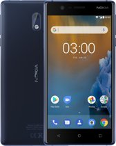 Nokia 3 - 16 GB - Blauw