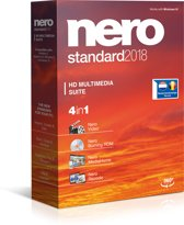 Nero Standard 2018 - Windows