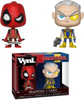 Funko / Vynl - Deadpool & Cable 2-pack