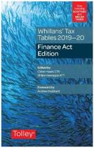 Whillans's Tax Tables 2019-20 (Finance Act edition)