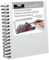 Beschilderbaar tekenboek A6