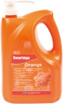 Swarfega handcleaner - pump pack - orange - 4 liter pump pack