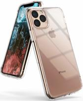 Apple iPhone 11 Pro Max Hoesje - Siliconen Backcover - Transparant