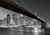 W & G Fotobehang Brooklyn Bridge - 8 delig