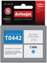 ActiveJet AE-442N inktcartridge Compatible Cyaan 1 stuk(s)