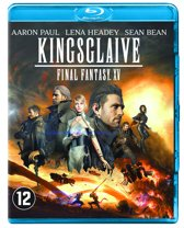 Final Fantasy: Advent Children / The Spirits Within / Kingsglaive