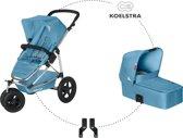 Koelstra - Mambo Daily Combi Kinderwagen - Plume