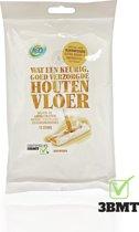 Houten vloer schoonmaken | houten vloer dweilen en reiniger | voor hout- en laminaatvloeren