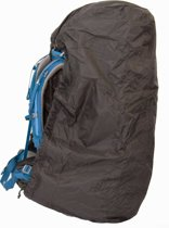 LOWLAND OUTDOOR Regenhoes/Flightbag - Zwart - 85L