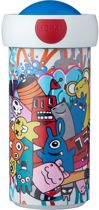 Schoolbeker Graffiti 300 ml