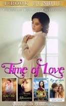 Time of Love : Christian Romance Collection