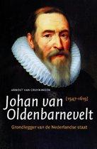 Boek cover Johan van Oldenbarnevelt 1547-1619 van Arnout van Cruyningen (Paperback)