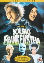 DVD cover van Young Frankenstein [1975] (Import)
