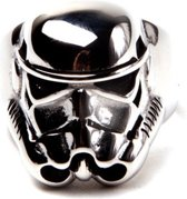 Star Wars - Stormtrooper Signet Ring-S