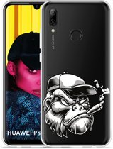 Huawei P Smart 2019 Hoesje Gorilla Head