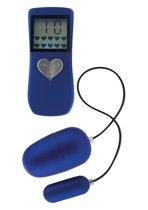 Body & Soul Remote - Blauw - Tril ei