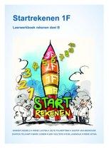 Startrekenen 1F - Leerwerkboek deel B