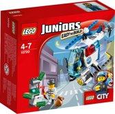 LEGO Juniors City Politiehelikopter Achtervolging - 10720