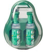 Eye Wash Oogspoelstation met 2 flessen a 500ml