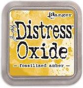 Tim Holtz Distress Oxide Fossilized Amber