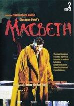 Hampson/Marrocu/Zurich Oper House - Macbeth (dvd)