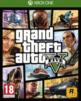 Grand Theft Auto V (5) /Xbox One (Import)