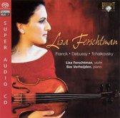 Liza Ferschtman Plays Franck, Debussy, Tchaikovsky