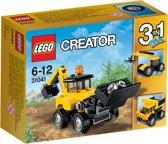 LEGO Creator Bouwvoertuigen - 31041