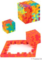HAPPY Profi Cube 6-pack cube brain teasers