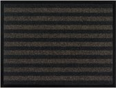 Droogloopmat BROADWAY bruin 60x80 cm