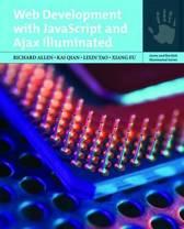 Web Development With Javascript And Ajax Illuminated