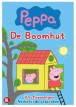 Peppa - De Boomhut