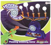 Floating shooting game-hover turbine foam blaster- super leuke spel!!