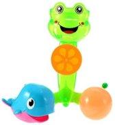 Toi-toys Mr. Frog Watermolen 3- Delig