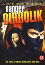 Danger: Diabolik (dvd)