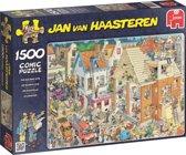 Jan van Haasteren Building Site 1500