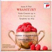 Violin Concerto/Cello..