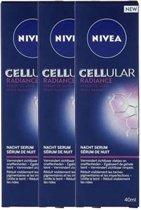 Nivea Cellular Radiance Nacht Serum Voordeelverpakking